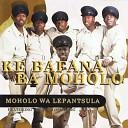 Ke Bafana Ba Moholo - Bin Laden