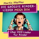 Martin Pfeiffer - Lasst uns froh und munter sein