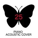 Piano Karaoke Cover - Million Years Ago