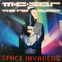 MC Sar The Real McCoy - Space Invaders The Last Crusade