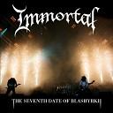 Immortal - The Sun No Longer Rises Live