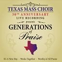 Texas Mass Choir - Oh but God