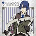 Uta no?Prince Samad Maji LOVE 2000% Idol Song Masato Hijirikawa
