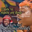 The Real Shama Melody - Time Na Money