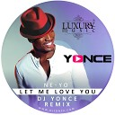 DJ Baur Junior - LET ME LOVE YOU