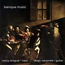 Diego Navarrete - Partita No 1 in B Minor BWV 1002 II Double