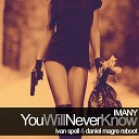 Imany - You Will Never Know (Ivan Spell & Daniel Magre Radio Mix)
