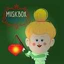 LL Kids Nursery Rhymes Music Box Baby Ballerina - Zen Meadow