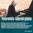 Orchestra Filarmonicii Cehe George Georgescu Valentin Gheorghiu - Piano Concerto No 1 in E Flat Major S 124 II Quasi adagio in F Major