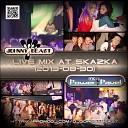 Johnny Beast, MC power Pavel - Live mix at Skazka (2013-08-30)