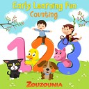 Zouzounia - Five Little Kitties Went out One Day