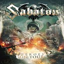 Sabaton - The March to War Live at Wacken 2015