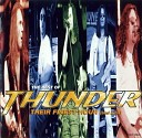 Their Finest Hour (And A Bit) - The Best Of Thunder