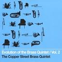 The Copper Street Brass Quintet - Moon River