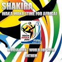 Shakira Feat. Freshlyground - Waka Waka (This Time for Africa) (Club Mix)
