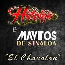 Los De La Hidalgo feat Mayitos De Sinaloa - El Chavalon En Vivo