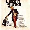 Liberty n Justice - Rage Dug Pinnick of Kings X