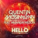 Quentin Mosimann feat Amanda W - Hello Merzo Bootleg