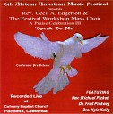 Rev Cecil A Edgerton The Festival Workshop Mass Choir - All Creatures of God and King