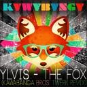 Ylvis - The Fox (KAWABANGA bros. TWERK Remix)
