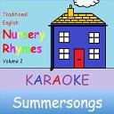 Summersongs - Five Little Ducks Went Swimming One Day Karaoke