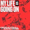 Cecilia Krull vs Gavin Moss - My Life Is Going On