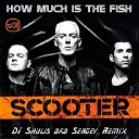 Scooter - How Much Is The Fish DJ Shulis aka Sergey Remix