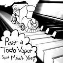 Eu sou o Gabe feat Maluk Yeey - Pavor a Todo Vapor Piano Bar