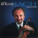 Aaron Rosand - Violin Partita No 1 In B Minor Bwv 1002 I Allemanda