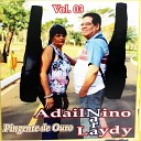 Adail Nino e Nara Laydy - Paix o Aguda