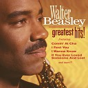 Walter Beasley - People Make The World Go Round Live