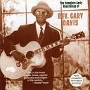 Reverend Gary Davis - You Got To Go Down