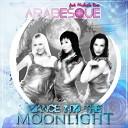 Arabesque feat Michaela Rose - Dance Into The Moonlight Modekay Radio Remix