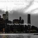 Empire State Soundtracks - Saxophone Big Band Vibe for Manhattan