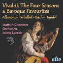 Jaime Laredo Scottish Chamber Orchestra - Adagio for Organ and Strings in G minor