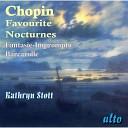 Kathryn Stott - Nocturne in D flat major Op 27 no 2