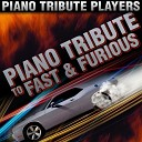 Piano Players Tribute - Drive By