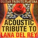 Guitar Tribute Players - Born to Die
