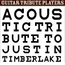 Guitar Tribute Players - Mirrors