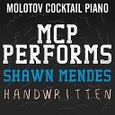 Molotov Cocktail Piano - This is What it Takes