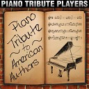 Piano Players Tribute - Best Day of My Life