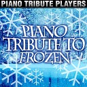 Piano Players Tribute - Let it Go