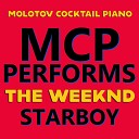 Molotov Cocktail Piano - I Feel It Coming