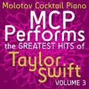 Molotov Cocktail Piano - Red