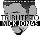 Molotov Cocktail Piano - Take Over