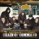 Planet Asia Gold Chain Mlitary - Back It Up