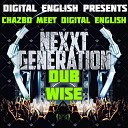 Chazbo feat Digital English - Over the Mountain Melodica Chazbo Remix