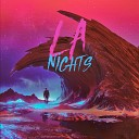 LA Nights - Letters