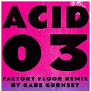 People Places Things - Acid 03 Factory Floor Remix