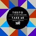 Tiesto feat Kyler England - Take Me Spaarkey remix